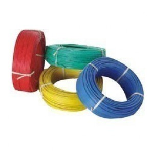 Wire Silicon 1,0 mm² - yellow, 5M