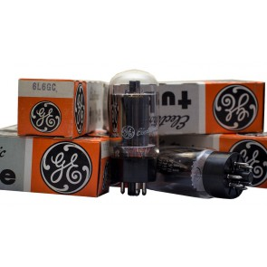 General Electric 6L6GC Matched