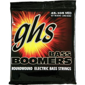 GHS Bass Boomers M3045 045/105