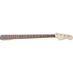 Jazz Bass Hals Maple/Rosewood 21 frets