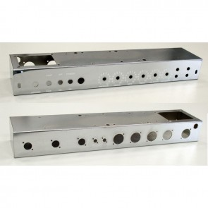 Amp-Chassis: Tweed Twin High-Power 5F8 Style