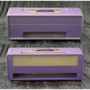 Topbehuizing voor Plexi Kit 100Watt /150Watt Bass Purple Levant
