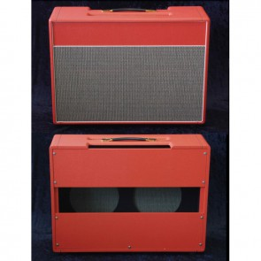 "2x12"" Combo Chassis Plexi MBB Style voor 18W / JTM45 Red Elephant"