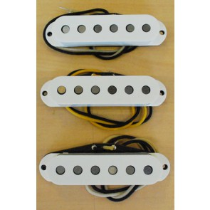 Lollar Vintage Blond Strat Pickup Set