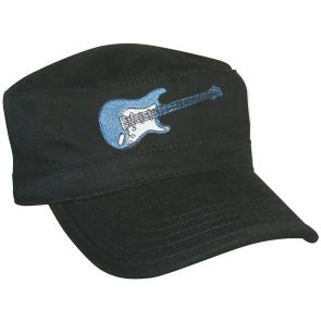 M-Cap black, Guitar
