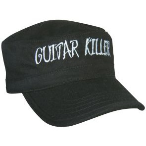 M-Cap black, Guitarkiller