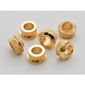 Adapter Bushings tuners, gold