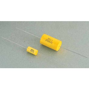 Tubular Film Capacitor 1uF, 630V