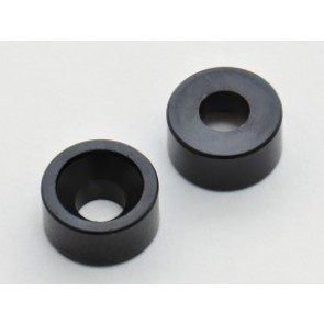 Neck attachment sockets Black 12mm