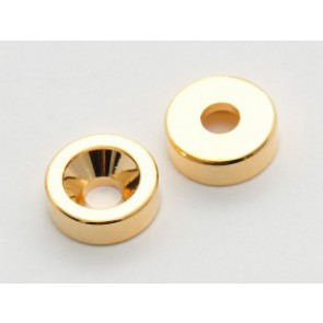 Neck attachment sockets Gold