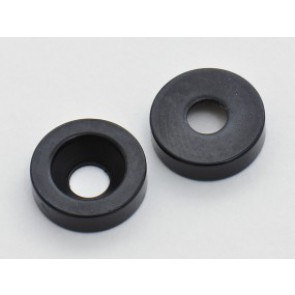 Neck attachment sockets 15mm Black