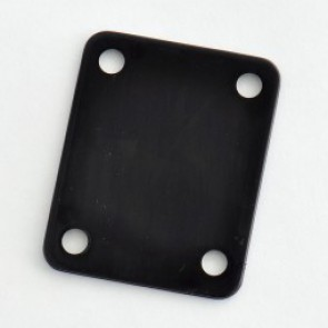 Neck plate guard Black