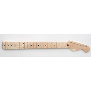 Hals Strat, maple, 22 frets, finished