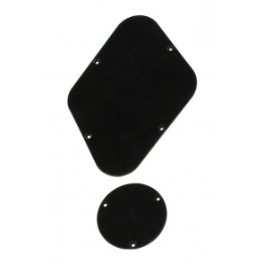 Black Backplates for Gibson® Les Paul®