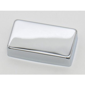 Pickup cover closed chrome