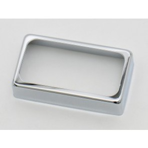 Humbucker Open Cover, Chrome