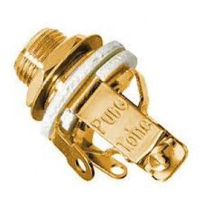 Pure Tone Mono Multi-Contact 1/4″ Output Jack, GOLD
