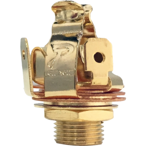 Pure Tone Stereo Multi-Contact 1/4″ Output Jack, Gold
