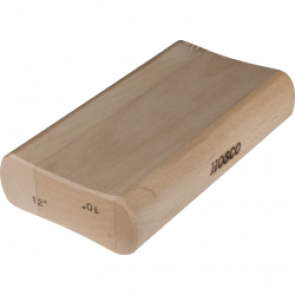 "Two-Way Radius Sanding Block - 10"" and 12"""