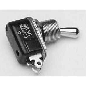 Carling 110-63 SPST, 2 position toggle switch