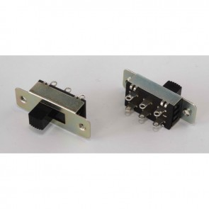 "SPDT Slide switch, used by Fender® as ,,Bright"" sw"