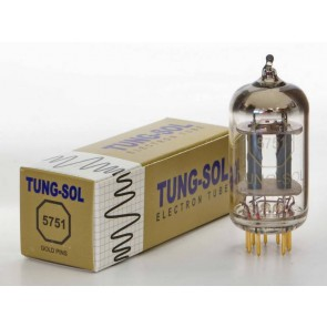 Tung-Sol 5751 Gold
