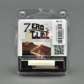 Zero Glide Nut System,  Classical Guitar, slotted