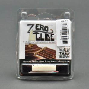 Zero Glide Nut System, for acoustic guitars slotted, 37.5mm