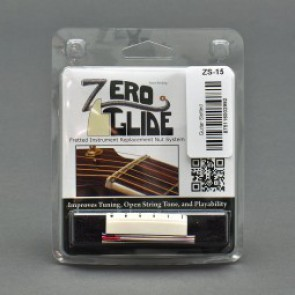 Zero Glide Nut System, for acoustic guitars slotted, 38.5mm