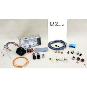 Fender Style Champ 5F1 Amp DIY Kit