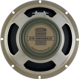Celestion G10 Greenback UK Made 16 ohm