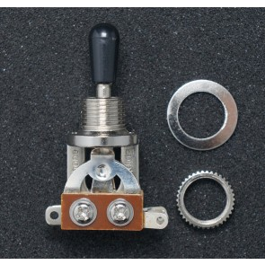 Epihone 3-Way Toggle Switch Black Tip